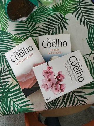 PAULO COELHO (cada unidad3 eur)