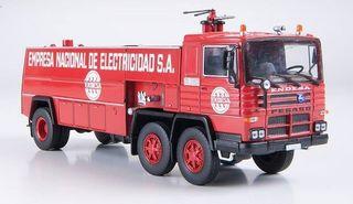 camion de bomberos ENDESA