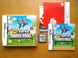 NEW SUPER MARIO BROS DS 2DS 3DS NINTENDO NEW XL