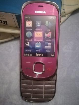Maqueta Nokia 7230
