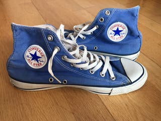 por azules 25 43 Converse Zapatillas segunda mano número de WHDIEYe29