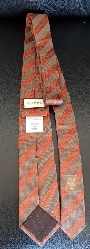 corbata : Gucci Cravatta