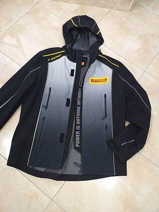 chaqueta oficial PIRELLI