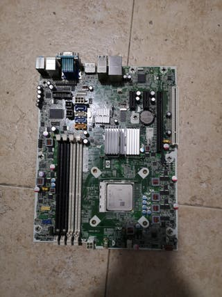 PLACA BASE HP 6005 SFF MT DDR3 AMD SOCKET AM3