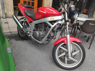 Hyosung 125cc Comet Naked
