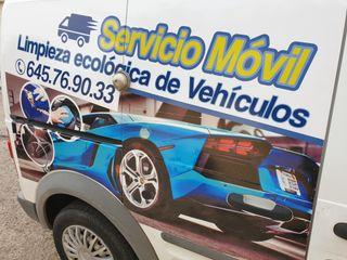 Franquicia limpieza de vehiculos Detailcar