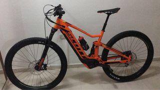 Bicicleta electrica scoot spark