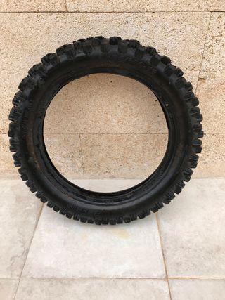 "Neumático pitbike 12"""
