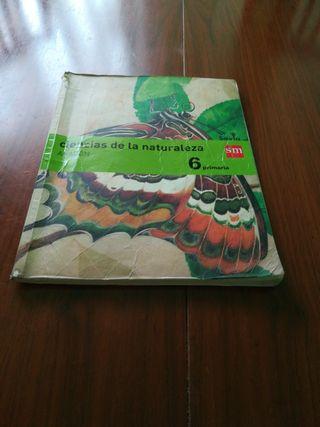 libros de primaria ciencias de la naturaleza