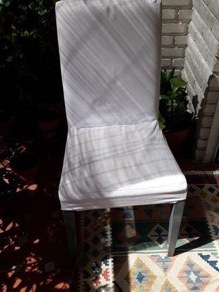 3 sillas de comedor