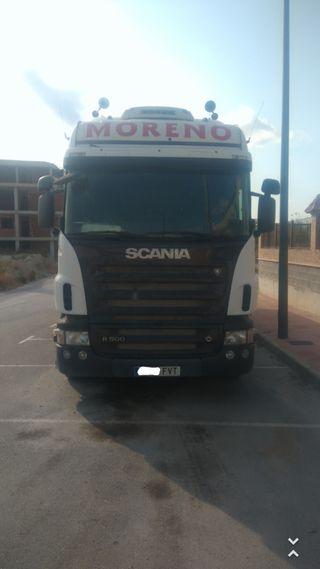 scania R500 2007