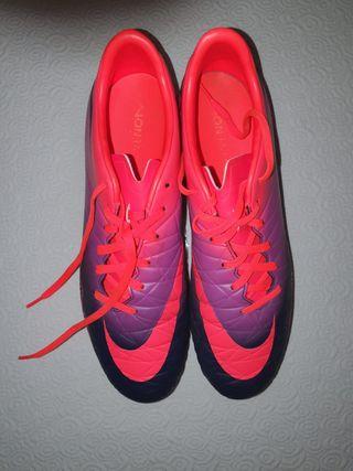Botas de Fútbol Nike Hypervenom Artificial Grass