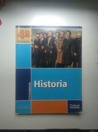 Historia Oxford 4°ESO