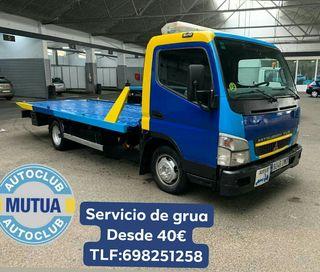 Servicio de grua tlf 698251258