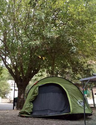 lote tiendas camping quechua 50€ /tienda doble 30€