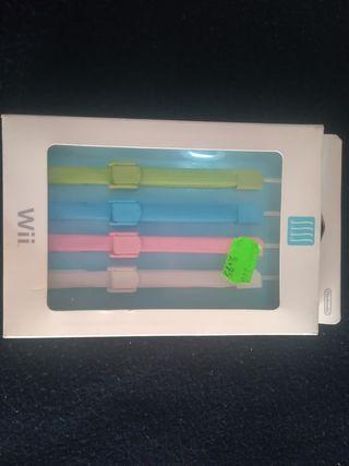 Correa de seguridad para Wii