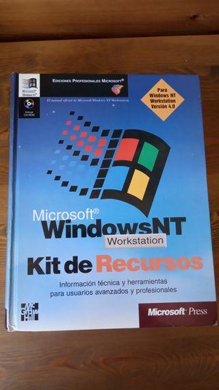 Libro Microsoft WindowsNT Worksatation