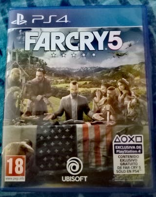 Ps4 Farcry 5