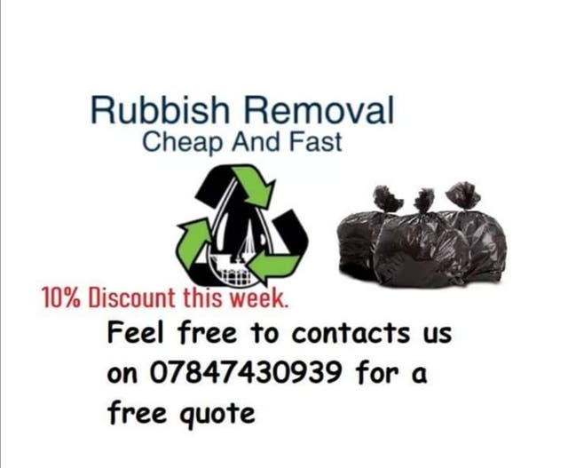 Rubbish Removal CHEAP!!!!