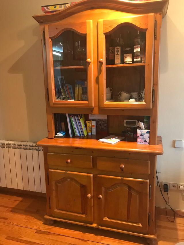Mueble rústico pino URGE vender