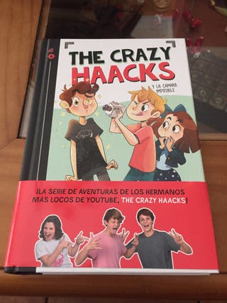 The Crazy Haacks, y la cámara imposible