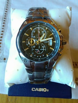 Reloj Cronógrafo Casio Edifice EF-555d-1AVDF