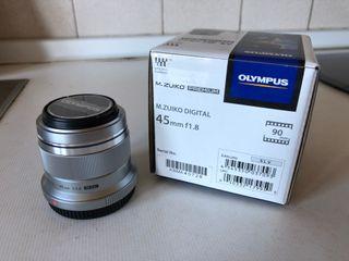 Objetivo Olympus M.45mm f1.8