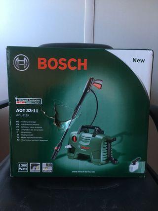 Bosch Hidrolimpiadora de Alta Presión NUEVA