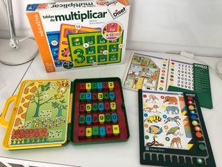 Juegos educativos logica, calculo, matemáticas