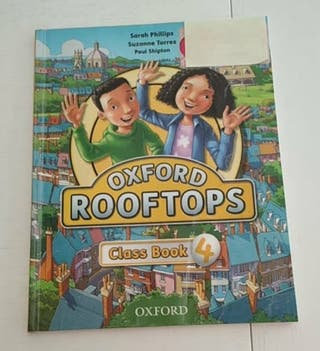 Rooftops Oxford 4 class book