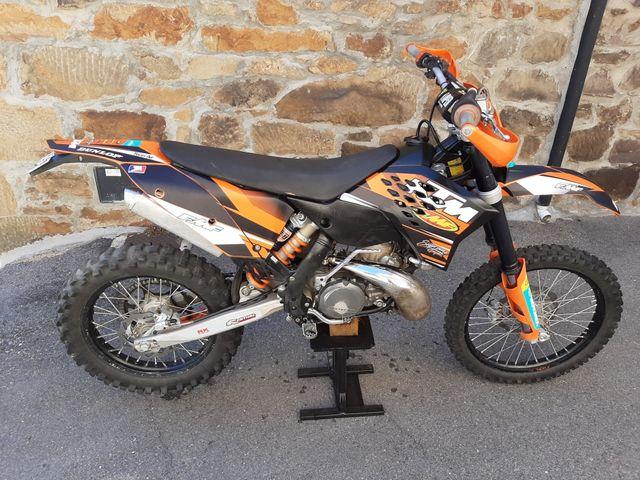 KTM EXC 250 2008