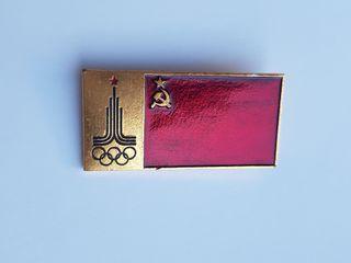 Pin Olimpiadas Moscu