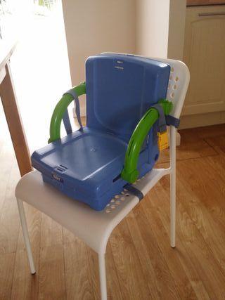 TRONA DE VIAJE KIDS KIT HI-SEAT