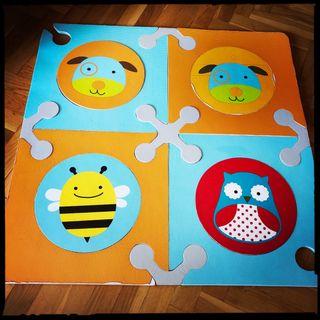 Alfombra puzzle Skip Hop