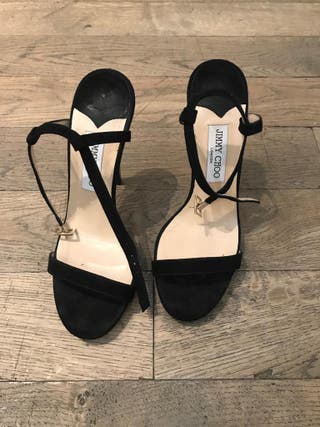 Sandalias tacon jimmy choo