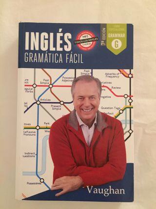 Libro de Gramática Inglés Fácil de Vaughan