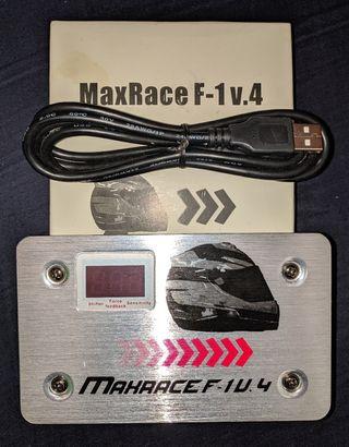 Maxrace F1 v4 adaptador mandos/volantes a Xbox one
