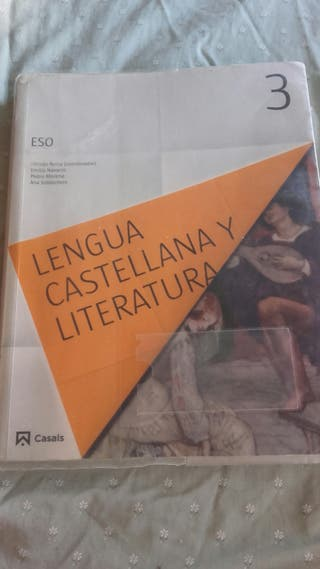 Libro de Lengua Castellana y Literatura 3 eso
