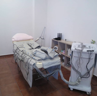 Presoterapia+Sauna+Electroestimulación