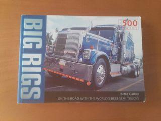 Libro Big Rigs culto por los Camiones