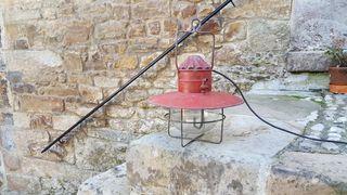 Farol de Pesca antiguo