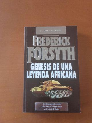 Libro Genesis de una Leyenda Africana