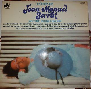 JOAN MANUEL SERRAT (ÉXITOS)
