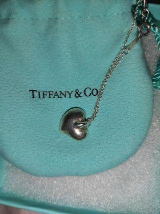 Collar Plata Tiffany Elsa Peretti