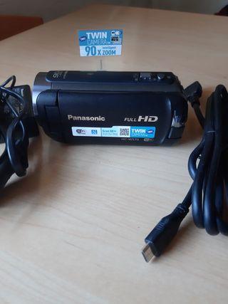Cámara vídeo Panasonic Full HD nueva