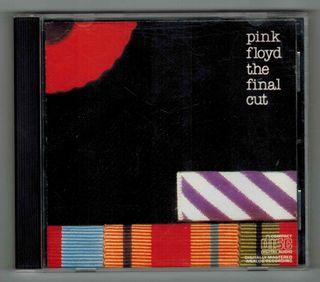 "CD PINK FLOYD ""The final cut"""