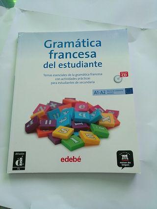 Gramática francesa del estudiante