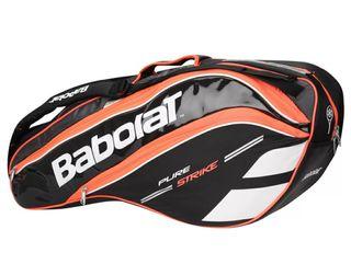 Raquetero Babolat Pure Strike para 6 raquetas