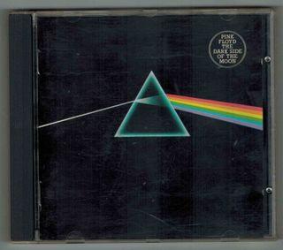 "CD PINK FLOYD ""The dark side of the moon"""