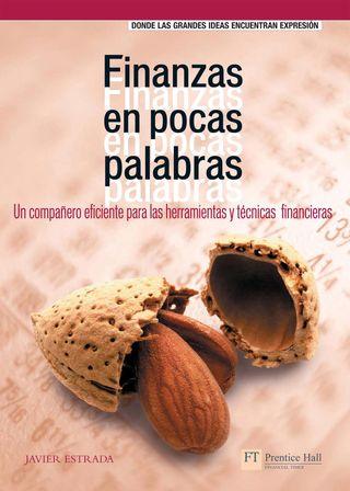 "Libro economía ""Finanzas en pocas palabras"""